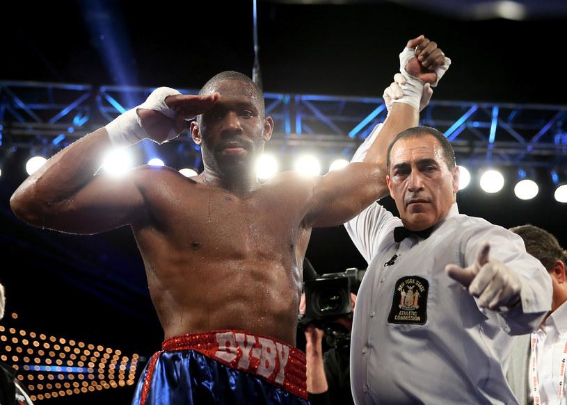 Bryant Jennings po zwycięstwie z Arturem Szpilką /AFP