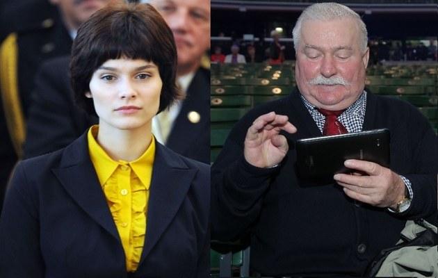 Brygida i Lech Wałęsa /- /East News