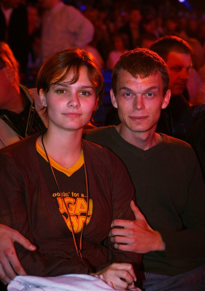 Brygida i Wacław - 2006 r. /Piotr Fotek /Reporter