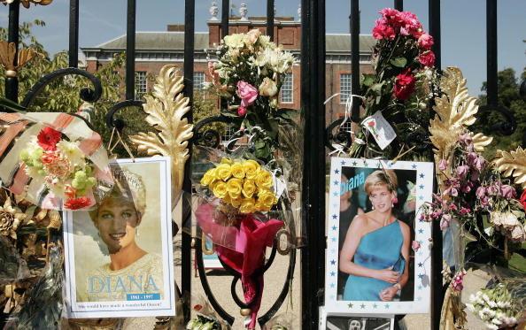 Brytyjczycy co roku pamiętają o śmierci ich ukochanej księżnej /Peter Macdiarmid /Getty Images