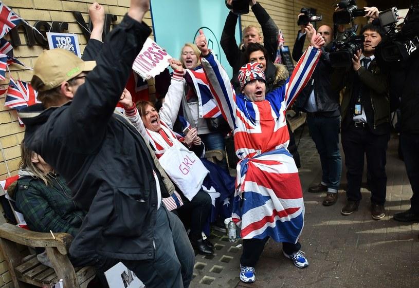 Brytyjczycy oszaleli na punkcie małej księżniczki /Stephen Lock  /East News