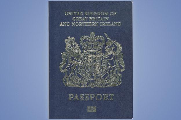 Brytyjczycy powrócą do niebieskich paszportów /Home Office UK (www.gov.uk) /