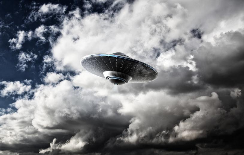 Brytyjczycy udostępnią wszystkie swoje materiały dotyczące UFO /123RF/PICSEL