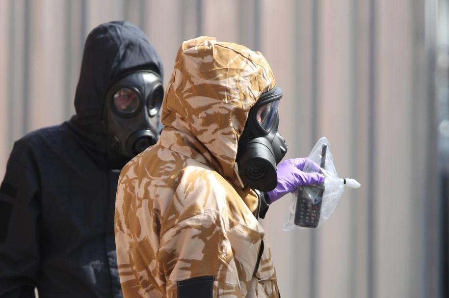 Brytyjczycy zatruli się w czerwcu /YUI MOK /PAP/EPA