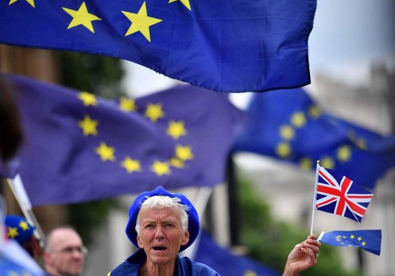 Brytyjczycy zdecydowali w referendum, że chcą opuścić UE /AFP