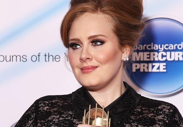 Brytyjka Adele znokautowała konkurencję - fot. Dave Hogan /Getty Images/Flash Press Media