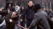 Brytyjscy chuligani atakują Polaków
