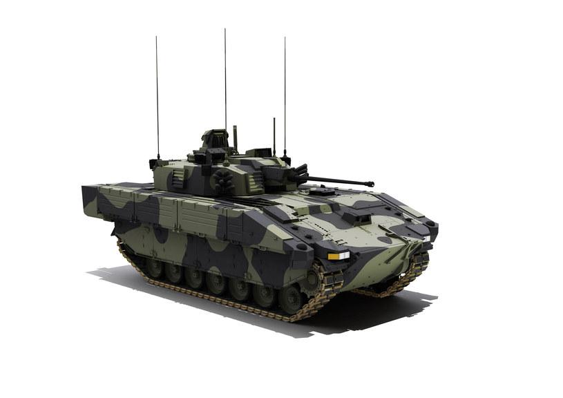 Brytyjska armia złożyła zamówienie na 589 specjalistycznych, wielozadaniowych pojazdów opancerzonych Scout. /materiały prasowe
