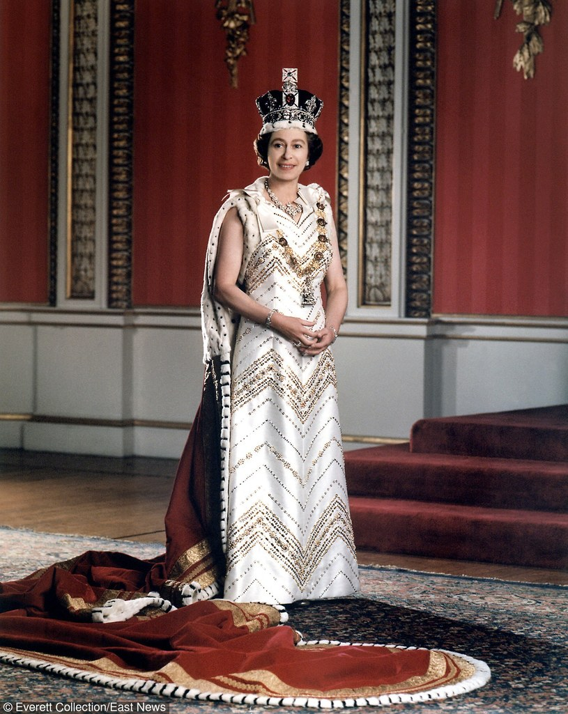 Brytyjska królowa Elżbieta II obchodzi dziś swoje 90 urodziny /Courtesy Everett Collection /East News