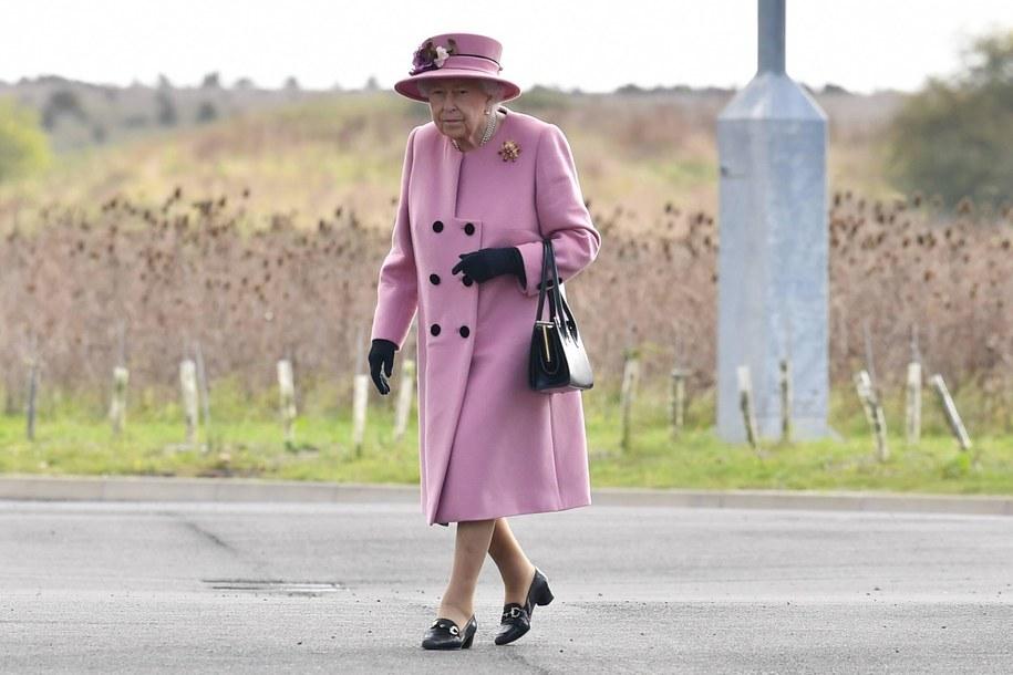 Brytyjska królowa Elżbieta II /Photoshot    /PAP/EPA