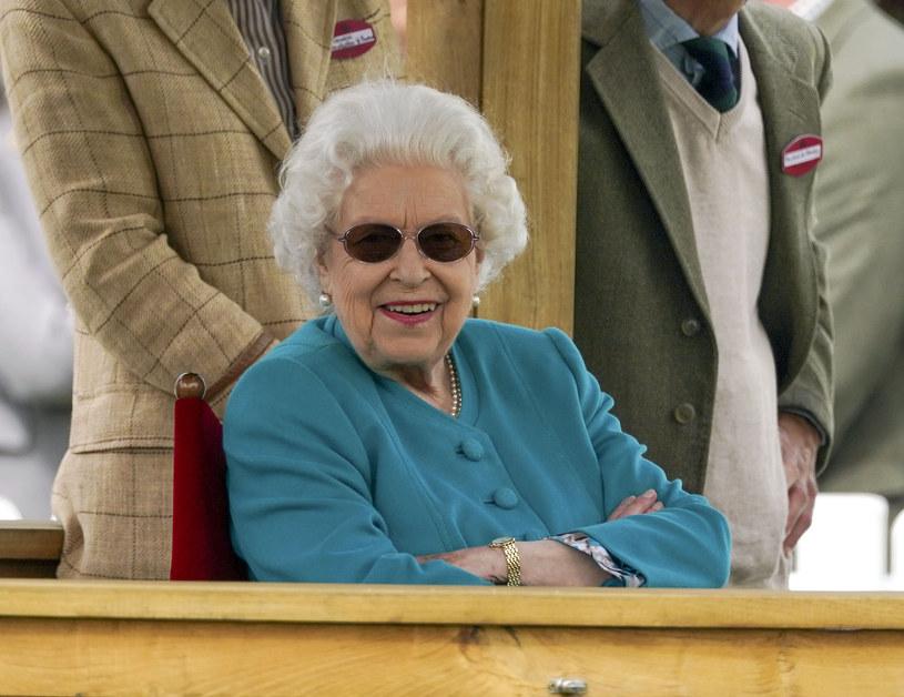Brytyjska królowa Elżbieta II /Steve Parsons/PA Images /Agencja FORUM