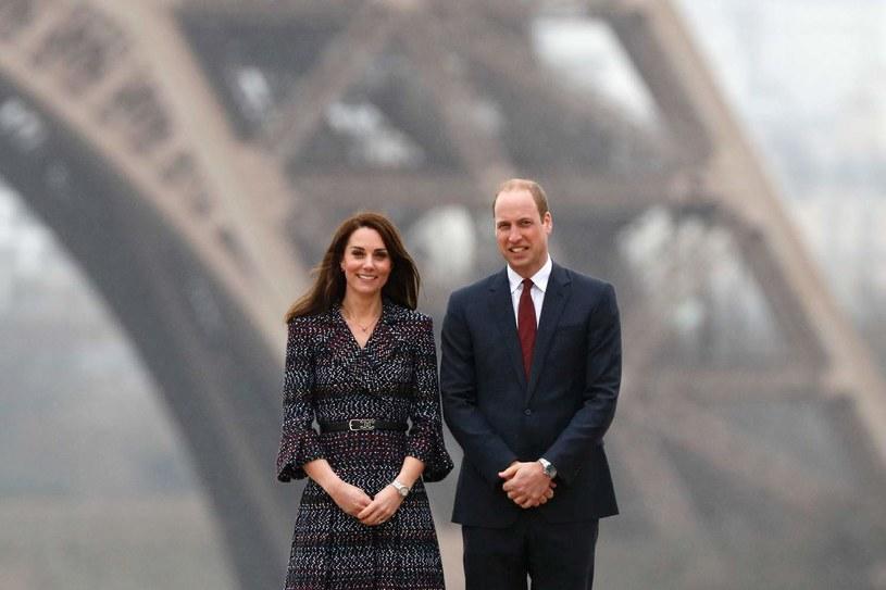 Brytyjska para książęca /THOMAS SAMSON /AFP