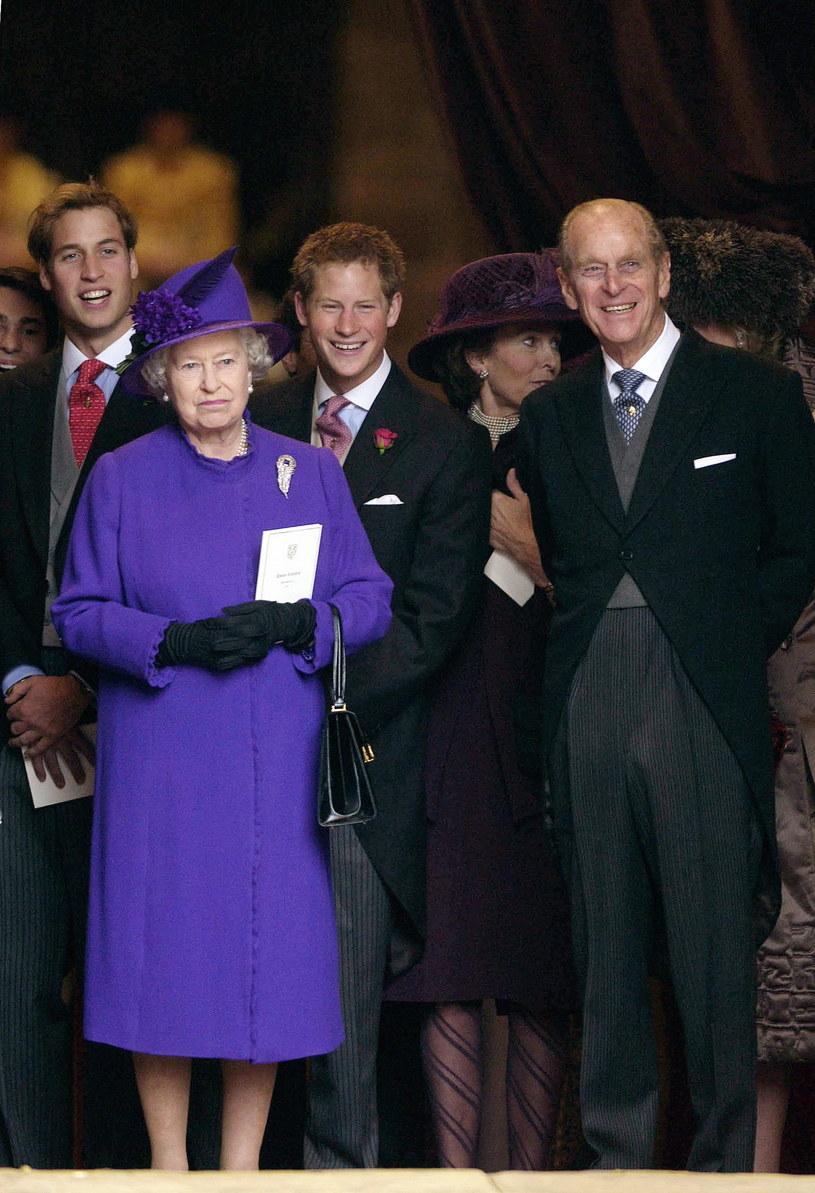 Brytyjska rodzina królewska /Tim Graham Photo Library /Getty Images