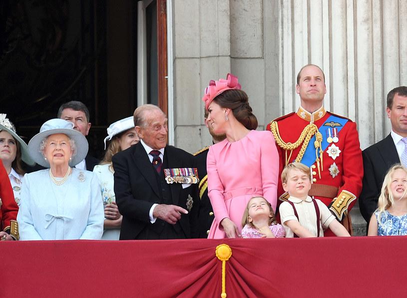 Brytyjska rodzinka królewska / Karwai Tang / Contributor /Getty Images