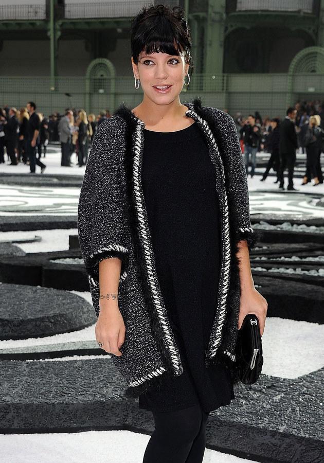 Brytyjska wokalistka Lily Allen już niedługo zostanie mamą po raz drugi. /Pascal LeSegretain /Getty Images