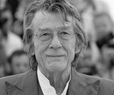 Brytyjski aktor John Hurt nie żyje