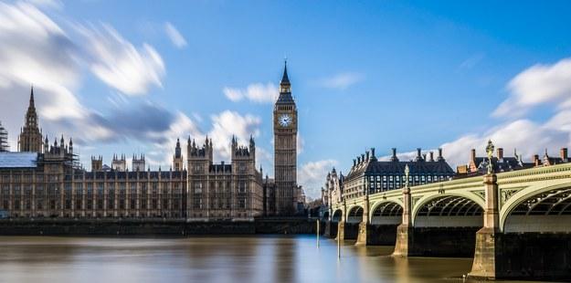 Brytyjski parlament na zdjęciu ilustracyjnym /foto. pixabay /