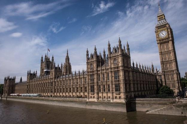 Brytyjski parlament /Stefan Rousseau/PA/PA Wire /PAP/EPA