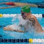 Brytyjski pływak Peaty pobił rekord świata na 100 metrów stylem klasycznym