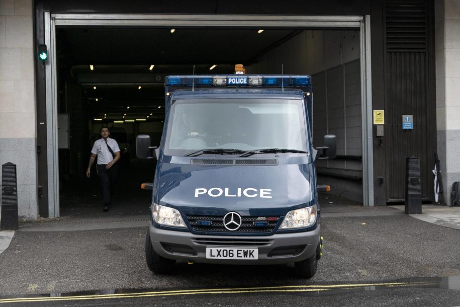 Brytyjski sąd odroczył postępowanie ws. ekstradycji męża Grażyny Kuliszewskiej. Zdjęcie ilustracyjne /WILL OLIVER  /PAP/EPA