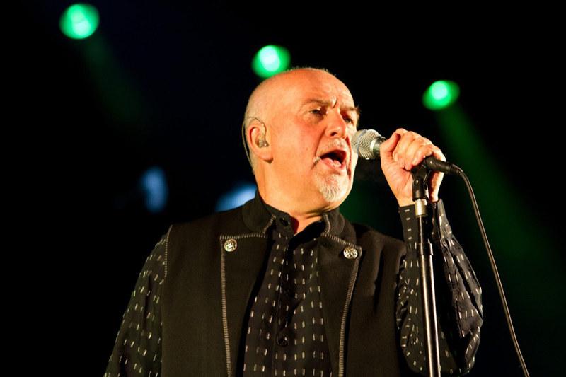 Brytyjski wokalista był w doskonałej formie wokalnej /Jan Graczyński /East News