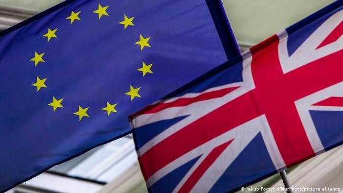 Brytyjskie firmy są zaniepokojone barierami handlowymi z UE - eksperci spodziewają się długiej fazy adaptacji /Deutsche Welle