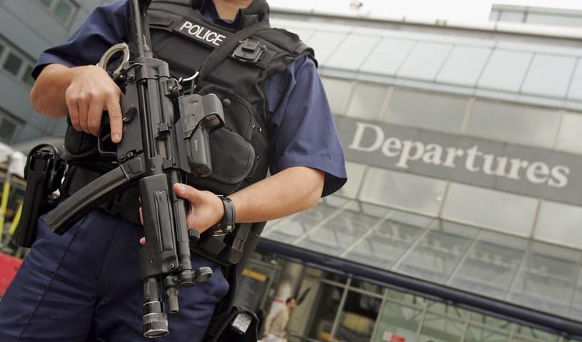 Brytyjskie lotniska mogą znajdować się na celowniku terrorystów /Getty Images