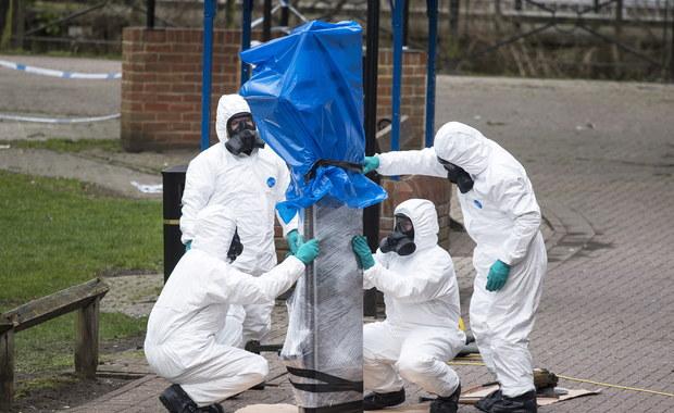 Brytyjskie media: Czworo Rosjan, w tym kobieta, stoi za atakiem na Skripalów
