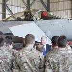 Brytyjskie samoloty zbombardowały pola naftowe w Syrii