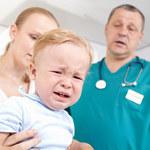 Brzdąc na badaniach - jak uniknąć strachu i łez