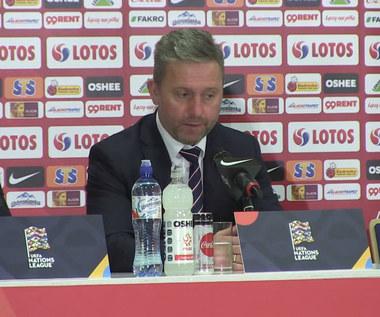 Brzęczek o pozytywach po 2-3 z Portugalią. Wideo