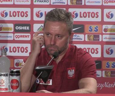 Brzęczek o reprezentacji Portugalii. Wideo