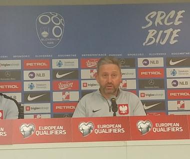 Brzęczek o szansach na grę Glika w meczu ze Słowenią. Wideo
