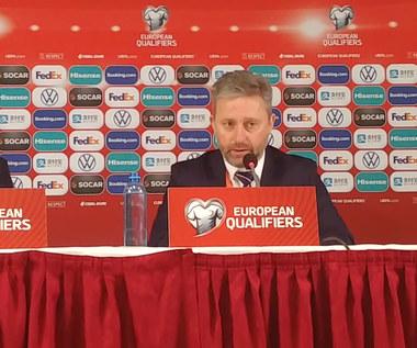 Brzęczek po 3-0 z Łotwą w el. Euro 2020. Wideo