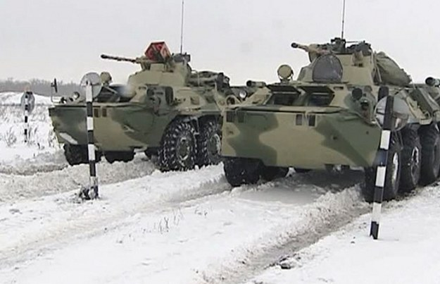 BTR-82AM.   Fot. function.mil.ru /materiały prasowe