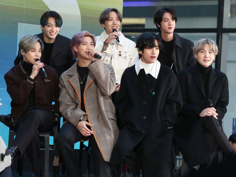 BTS to jedna z najpopularniejszych grup k-popowych na świecie /Cindy Ord / Staff /Getty Images