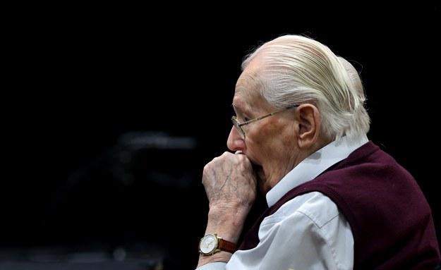 Buchalter z Auschwitz błaga Boga o wybaczenie
