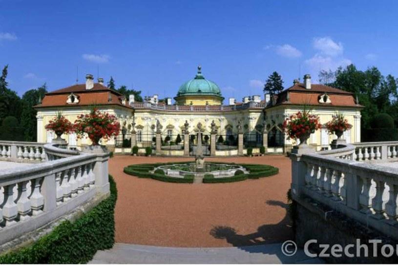 Buchlovice, pałac, fot. Lubomír Čech /materiały prasowe