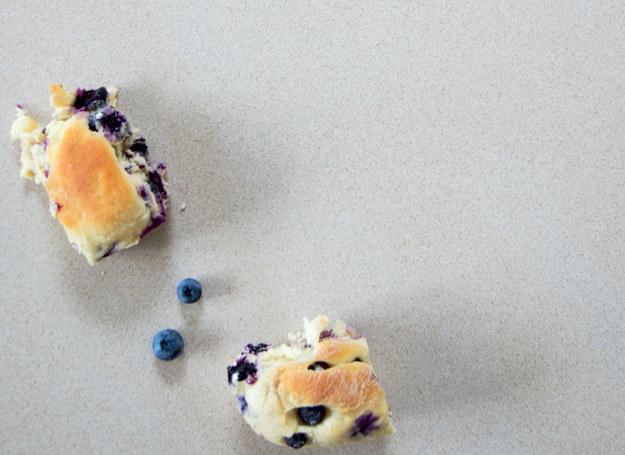 Buchty z jagodami /materiały prasowe