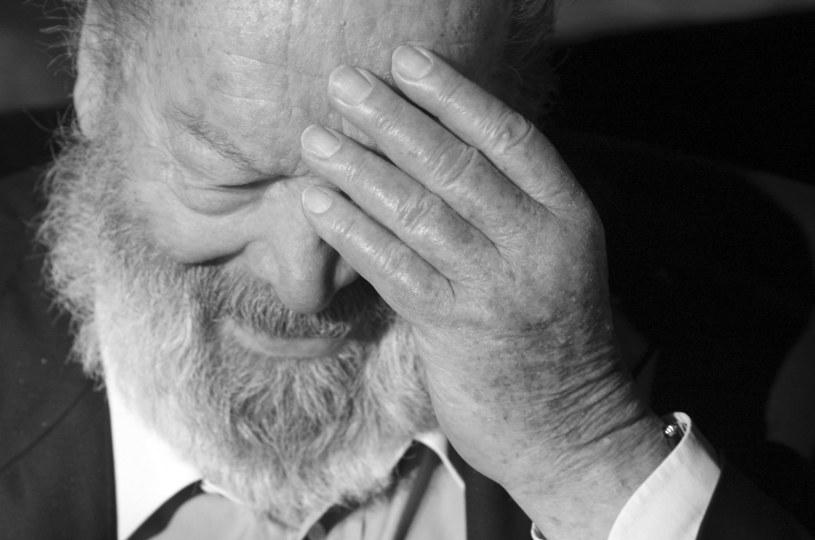 Bud Spencer zmarł w wieku 86 lat /Adam Berry /Getty Images