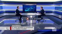 """Buda w """"Gościu Wydarzeń"""": Dzisiaj Jarosław Gowin jest dramatycznie rozczarowany"""