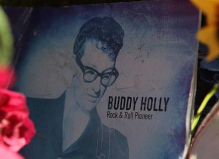 Buddy Holly został pochowany w Lubbock w Teksasie - fot. Ronald Martinez /Getty Images/Flash Press Media