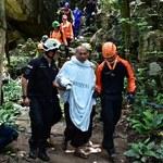 Buddyjski mnich utknął na 4 dni w jaskini. Chciał pomedytować