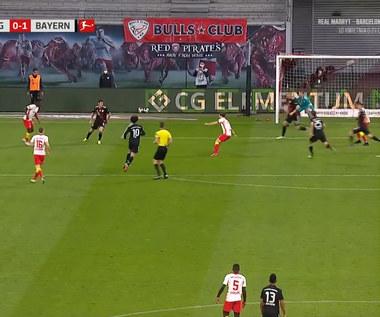 Budesliga. RB Lipsk - Bayern Monachium 0-1. Skrót meczu (ELEVEN SPORT). Wideo
