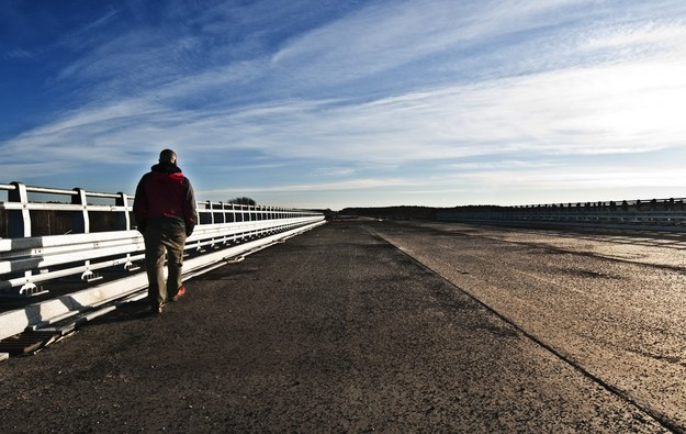 Budowa autostrady A1 /Justyna Rojek /East News