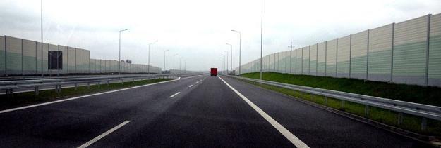 Budowa autostrady A4. Fot. M. Lasyk /Reporter