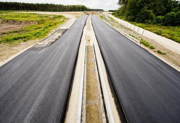 Budowa autostrady A4. Fot. Piotr Tracz /Reporter