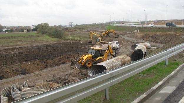 Budowa autostrady A4 /RMF