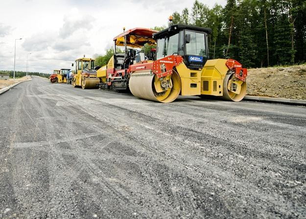 Budowa dróg to biznes wysokiego ryzyka / Fot: Piotr Tracz /Reporter