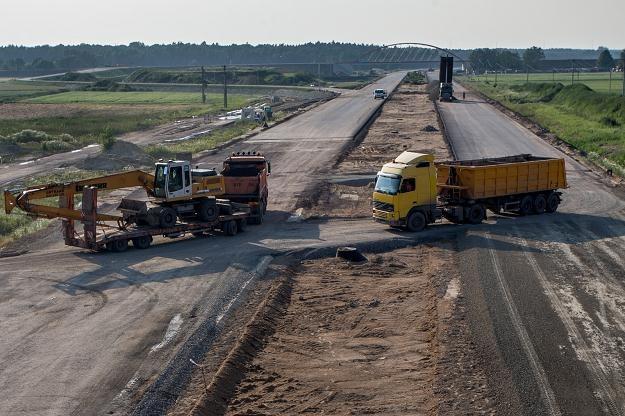 Budowa drogi S5 /PAP